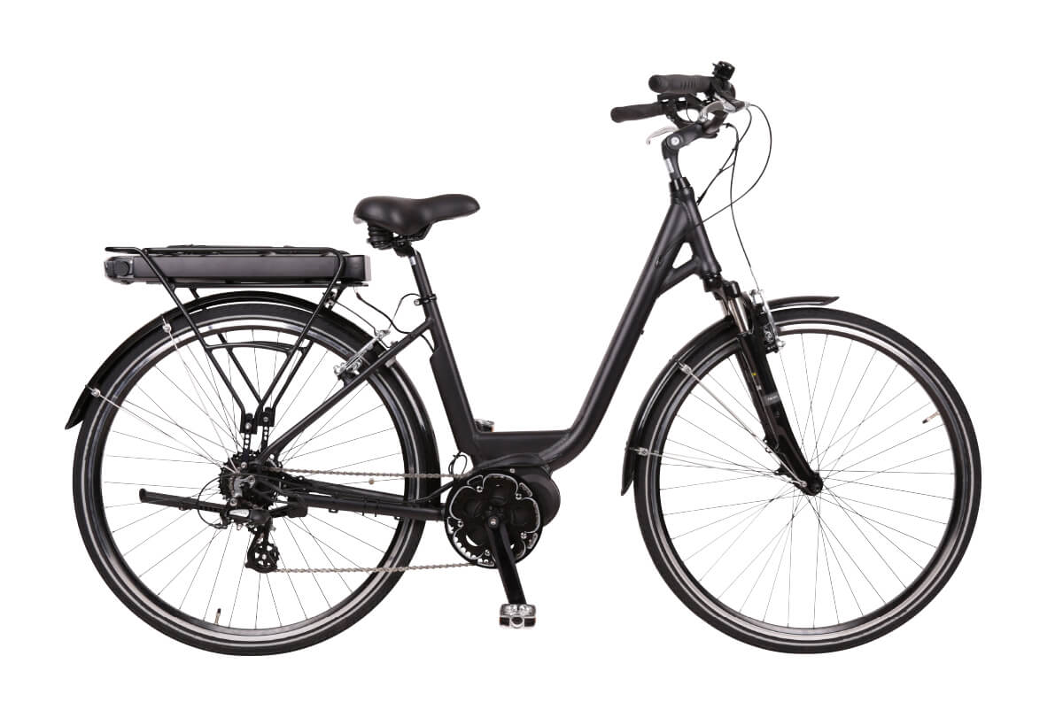 City 5; Promovec; ready-to-order; e-bikes